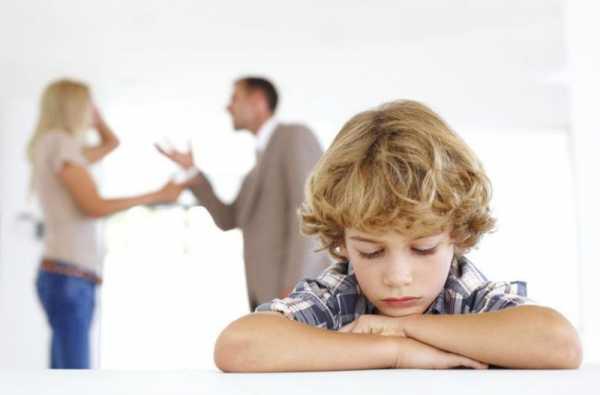 تاثیرات طلاق بر کودکان