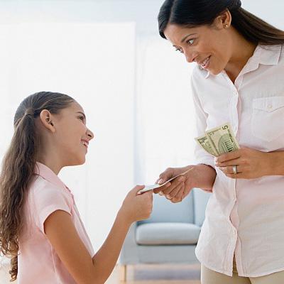 10 نکته درباره دادن پول توجیبی به کودکان