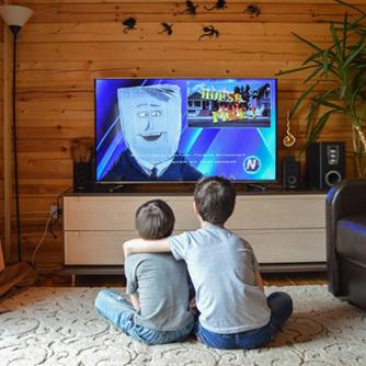 شش قانون مهم تماشای تلویزیون برای کودکان