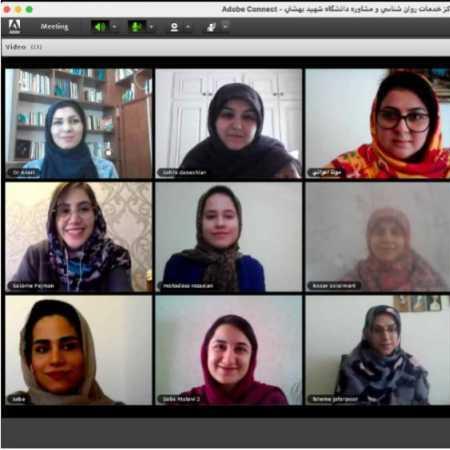 برگزاری کارگاه آنلاین اصول و پایههای رواندرمانی مراجعمحور در دوره نوجوانی