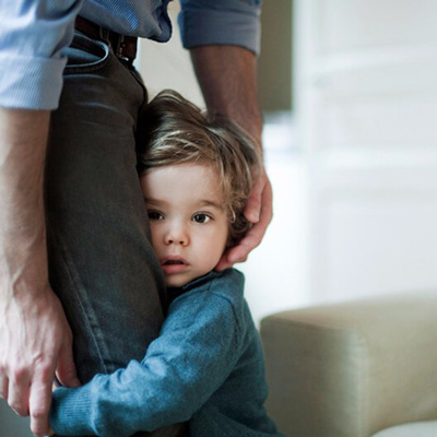 ده توصیه برای کاهش اضطراب جدایی در کودکان ( نوزادی تا پیش دبستانی)