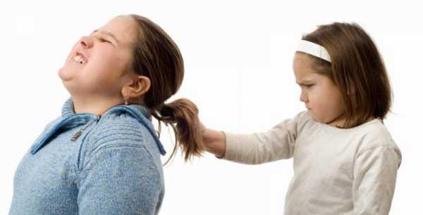رفتارهای تهاجمی کودکان