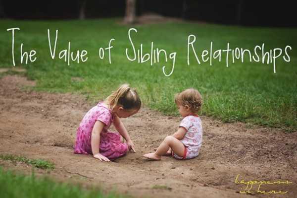 نکاتی برای بهبود روابط خواهر و برادری