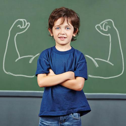 اینفوگرافیک/ چطور عزت نفس فرزندم را افزایش دهم؟