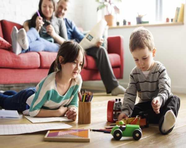 ذهن آگاهی و  لحظات لذت بخش با کودکان در روزهای قرنطینه