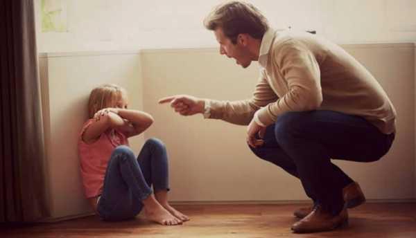 پیامدهای کتک زدن کودکان