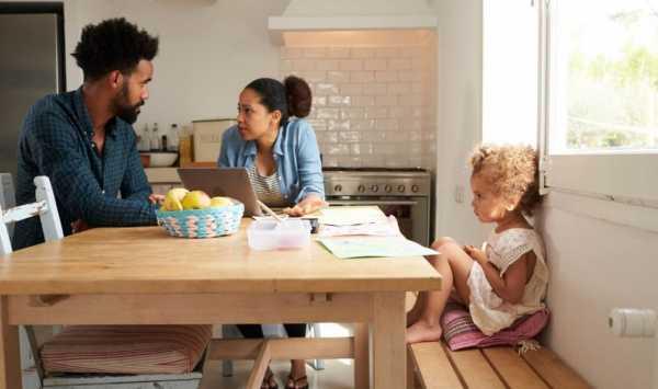 وقتی والدین در خصوص مسائل تربیتی فرزندان هم عقیده نیستند چه میشود کرد؟؟