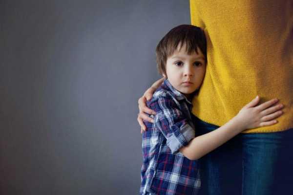 گوشه گیری و خجالت در کودکان