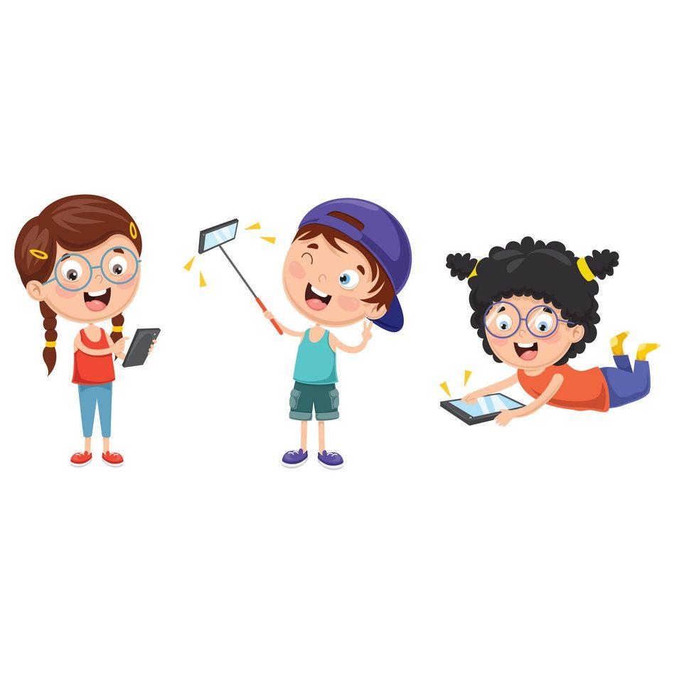 مدیریت کودکان در فضای مجازی